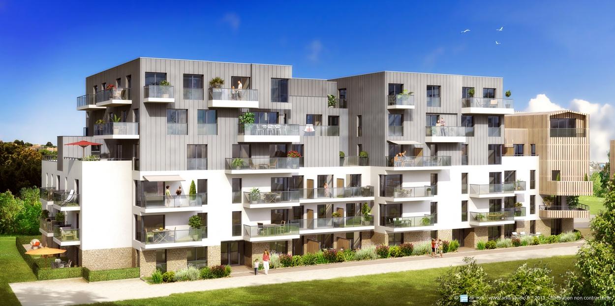 Les Quai 2 - Appartement neuf La Rochelle